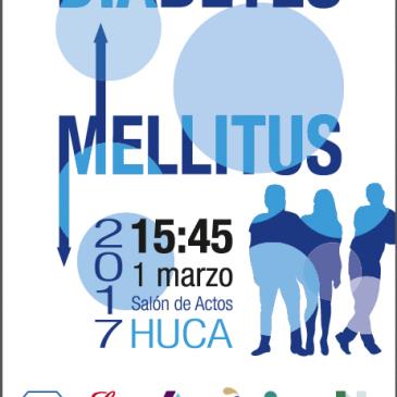 Inscríbete en la II Jornada Diabetes Mellitus