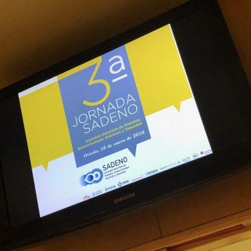 80 facultativos asisten a la 3ª Jornada SADENO