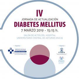 IV Jornada Actualización Diabetes Mellitus